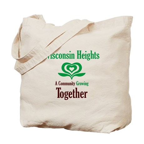 Wisconsin Heights School Tote Bag