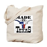 Made In Texas Tote Bag