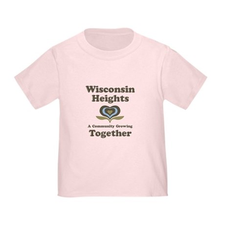 Wisconsin Heights School Toddler T-Shirt