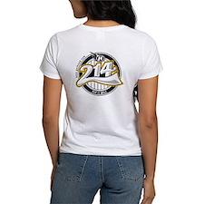 Women's 214 Gold T-Shirt