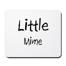 Little Mime Mousepad