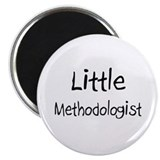 "Little Methodologist 2.25"" Magnet (10 pack)"