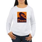 DANCE Women's Long Sleeve T-Shirt
