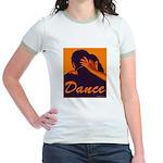 DANCE Jr. Ringer T-Shirt