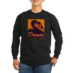 DANCE Long Sleeve Dark T-Shirt