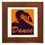 DANCE Framed Tile