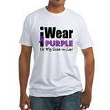 Purple Ribbon SIL Shirt