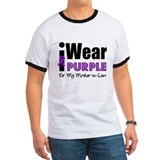 Purple Ribbon MIL T