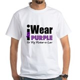 Purple Ribbon MIL Shirt