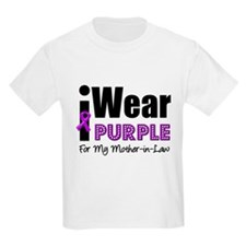 Purple Ribbon MIL T-Shirt