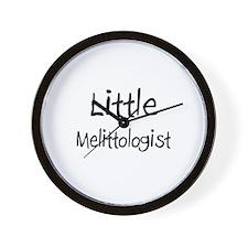 Little Melittologist Wall Clock