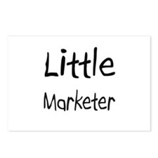 Little Marketer Postcards (Package of 8)