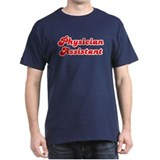 Retro Physician A.. (Red) T-Shirt
