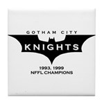KNIGHTS Championship Tile Coaster
