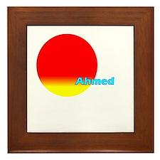 Ahmed Framed Tile
