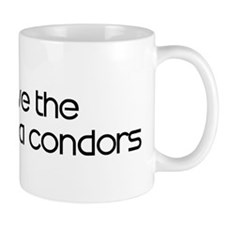 Save the California Condors Mug