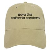 Save the California Condors Baseball Cap