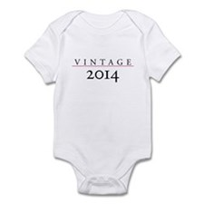 Vintage 2014 Infant Bodysuit