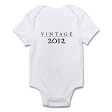 Vintage 2012 Infant Bodysuit