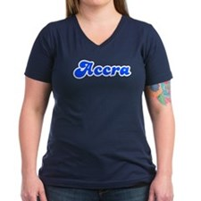 Retro Accra (Blue) Shirt