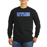 Retro Rylee (Blue) T