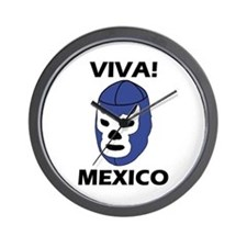 Viva! Mexico Wall Clock