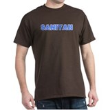 Retro Saniyah (Blue) T-Shirt