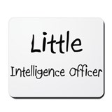 Little Intelligence Officer Mousepad