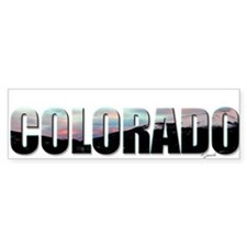 More Colorado Fun Bumper Bumper Sticker