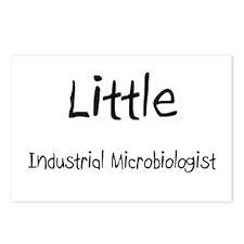 Little Industrial Microbiologist Postcards (Packag