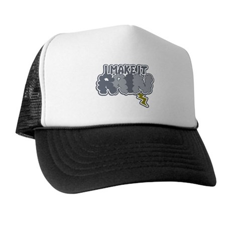 I Make It Rain Trucker Hat