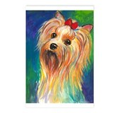 Yorkshire terrier #2  Postcards (Package of 8)