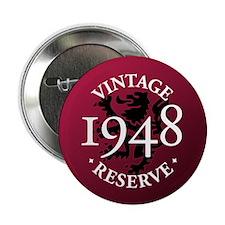"Vintage Reserve 1948 2.25"" Button (100 pack)"