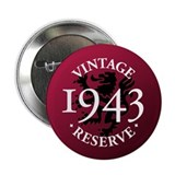 "Vintage Reserve 1943 2.25"" Button (10 pack)"