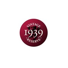 Vintage Reserve 1939 Mini Button (100 pack)