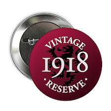 "Vintage Reserve 1918 2.25"" Button (10 pack)"