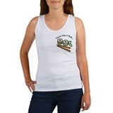 That's How I Roll Sushi Women's Tank Top