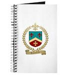 ROUSSELLE Family Crest Journal