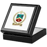 ROUSSELLE Family Crest Keepsake Box