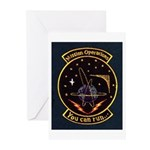 Mission Operations Greeting Cards (Pk of 10)