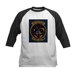 Mission Operations Kids Baseball Jersey