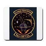 Mission Operations Mousepad