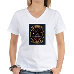 Mission Operations Women's V-Neck T-Shirt
