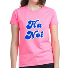 Retro Ha Noi (Blue) Tee
