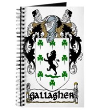 Gallagher Coat of Arms Journal