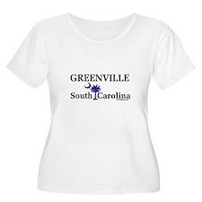 Greenville South Carolina T-Shirt