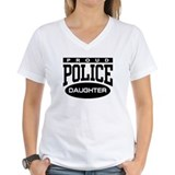 Proud Police Daughter Shirt