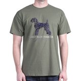 Kerry Blue Rescue  T-Shirt