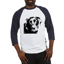 labrador retriever, dog Baseball Jersey