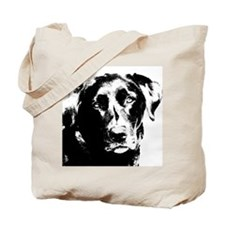 Cute Labrador retriever Tote Bag